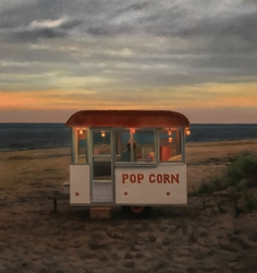 Popcorn Stand at the Beach