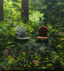Two Chairs in Summer