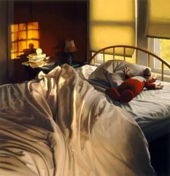 Sunset in Bedroom
